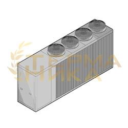 Чиллеры воздушного охлаждения с осевыми вентиляторами LDC/LDR