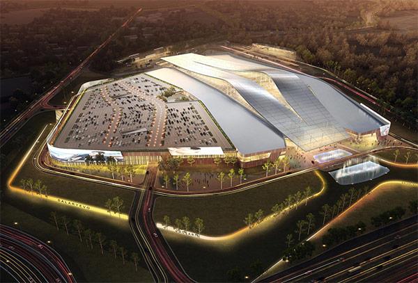 ТПУ Саларьево станет крупнейшим в Москве