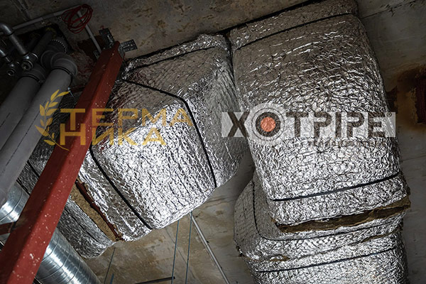 огнезащитные маты XOTPIPE WM-TR Alu1