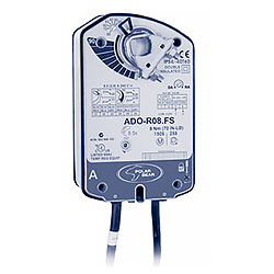 Электроприводы с моментом вращения 8 Нм с функцией Safety