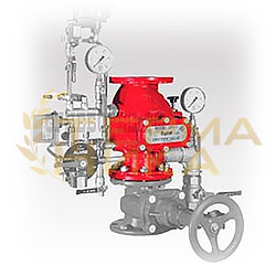 Клапан DPV-1 спринклерный (сухой)