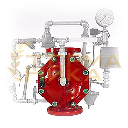 Дренчерный клапан DV-5