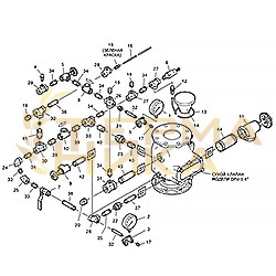 Обвязка к клапану DPV-1