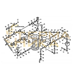Обвязка к клапану DV-5 (мокрая)
