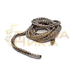 Шнур из непрерывного волокна